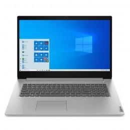 """LENOVO Ideapad IP 3 17IIL05 PC Portable 17.3"""" HD - Core I7-1065G7 - RAM 8Go - SSD 512Go - W10 - AZERTY - vue de face"""