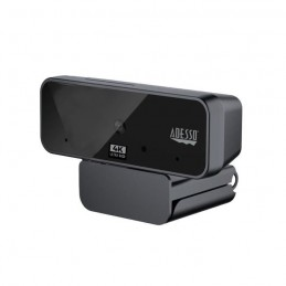 ADESSO Cybertrack H6 Webcam 2160p 4K - USB2.0 - vue de trois quart