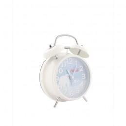 METRONIC 477531 Réveil COCA-COLA Ours vintage avec alarme mécanique