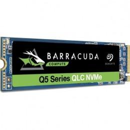 SEAGATE 500Go SSD BarraCuda Q5 - M.2 NVMe (ZP500CV3A001)