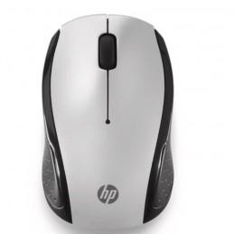 HP Wireless 200 Souris sans fil USB Argenté - 2HU83AA