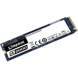 KINGSTON 1To SSD A2000 - Format M.2 NVMe (SA2000M8/1000G)