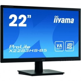 "IIYAMA X2283HS-B5 Ecran PC 22"" LED 16:9 4ms 1920x1080 VGA DisplayPort HDMI Haut-parleurs"