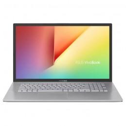 "ASUS Vivobook S S712DA-BX392T PC Portable 17"" HD+ - Ryzen 3-3200U - 8Go - SSD 128Go + HDD 1To - W10 - AZERTY - vue de face"