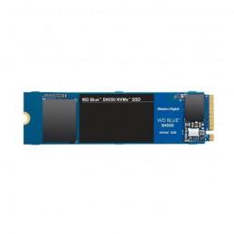 WD Blue™ 1To SSD SN550 - Format M.2 NVMe (WDS100T2B0C) - vue de dessus