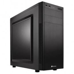 CORSAIR Carbide 100R Noir Boitier PC Moyen Tour ATX - Fenetre laterale (CC-9011075-WW)