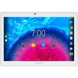 """ARCHOS Core 101 V5 3G WiFi Tablette tactile 10"""" Ecran HD IPS - Stockage 32Go - Coque Métal - Gris - vue de face"""