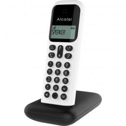 ALCATEL D285 SOLO Blanc Téléphone fixe sans fil dect - écoute amplifiée