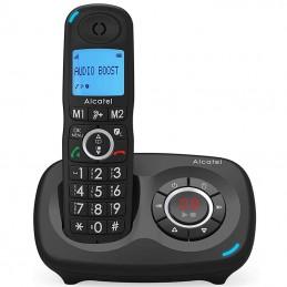 ALCATEL XL 595 B voice solo Noir Téléphone sans fil avec répondeur