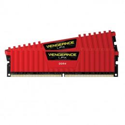 CORSAIR Vengeance 8Go (2 x 4 Go) DDR4 2666MHz RAM PC4-21300 CAS 16 (CMK8GX4M2A2666C16R)
