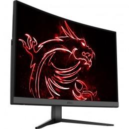 MSI Optix MAG272C Ecran PC Gamer 27'' incurvé FHD - Dalle VA - 1 ms - 165 Hz - AMD FreeSync - vue de trois quart