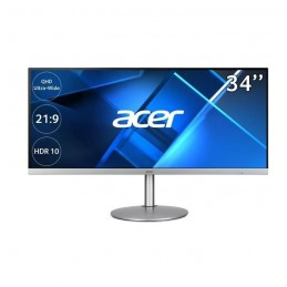 ACER CB342CKsmiiphzx Ecran PC 34'' QHD Gamer - Dalle IPS - 1 ms - 2 x HDMI 2.0 / DisplayPort - FreeSync