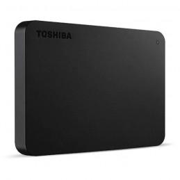 TOSHIBA CANVIO 4To BASICS USB-C Noir HDD 2.5'' externe portable (HDTB440EKCCA)