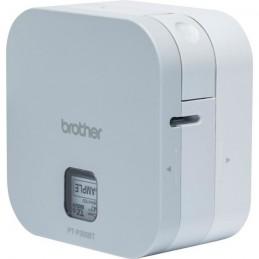 BROTHER PT-P300BT P-Touch Etiqueteuse Cube compacte connexion Bluetooth Smartphones et Tablettes
