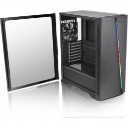 THERMALTAKE H350 TG RGB Noir Boitier PC Moyen tour - Format ATX