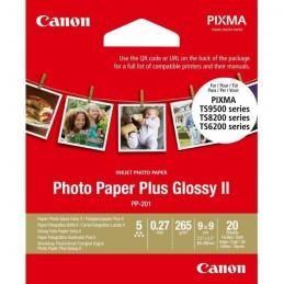 CANON PP-201 Papier Photo Carré 9x9 cm - 20 feuilles - 2311B070