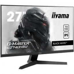 IIYAMA G Master Black Hawk Ecran PC 27'' FHD Gamer - Dalle IPS - 1 ms - HDMI / DP - AMD FreeSync