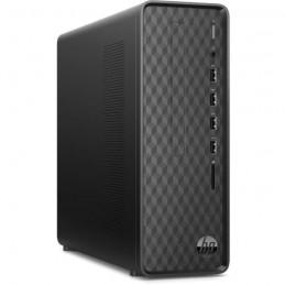 HP S01-aF1010nf PC de Bureau- Celeron J4025 - RAM 4Go - SSD 256Go - Windows 10