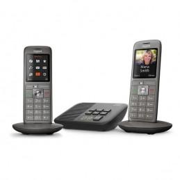 GIGASET CL 660 A Duo Anthracite Téléphone Fixe sans fil DECT