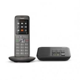 GIGASET CL660 A Anthracite Téléphone Fixe sans fil avec répondeur