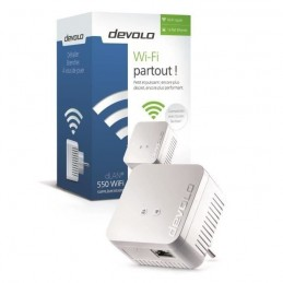 DEVOLO 9625 Adaptateur CPL Wi-Fi 550Mbit/s dLAN 550 WiFi - vue emballage