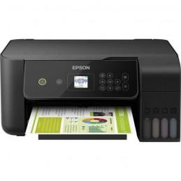 EPSON EcoTank ET-2721 Imprimante Multifonction jet d'encre couleur - USB - WiFi - vue de face