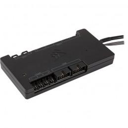 CORSAIR Commander PRO - Controleur iCUE - 6 connecteurs de Ventilateur + 2 canaux LED RGB + 4 température