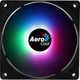 AEROCOOL Frost 12 FRGB Ventilateur Boitier PC 120mm RGB - 12cm
