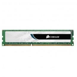 CORSAIR 2Go DDR3 Value Select (1 x 2Go) RAM 1333 MHz - CAS 9 (VS2GB1333D3) - vue de dessus