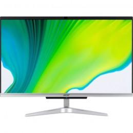 ACER Aspire C24-963 PC Tout-en-un 24'' - Intel Core™ i3-1005G1 - RAM 4Go - Stockage 1 To - Windows 10 - vue de face
