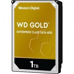 WESTERN DIGITAL 1To WD Gold Enterprise HDD 3.5'' SATA 6Gbs 7200 rpm (WD1005FBYZ)