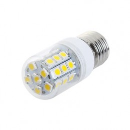 AMPOULE E27 5W LED 30 SMD 5050 BLANC FROID