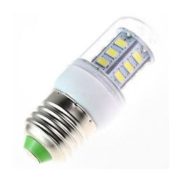 AMPOULE E27 6W LED 24 SMD 5630 BLANC FROID