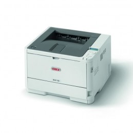 OKI B412DN Imprimante laser monochrome A4 recto-verso - USB 2.0 - LAN
