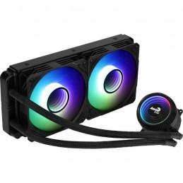 AEROCOOL Mirage L240 A-RGB Watercooling CPU Ventilateur 2x 120mm