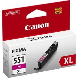 CANON CLI-551XL MAGENTA 6445B001 Cartouche d'encre pour PiXMA iP7250, iX6850, MG6350 ...