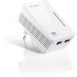 TP-LINK TL-WPA4220 ADAPTATEUR CPL EXTENSEUR AV500 WiFi N 300  2