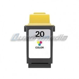 Lexmark N° 20 Tricolor Compatible