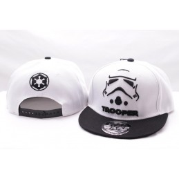 COTTON DIVISION Star Wars Stormtrooper Blanc Casquette