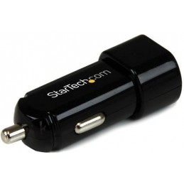 STARTECH Chargeur voiture / allume cigare double USB 2.0