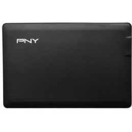 PNY PowerPack Credit Card 2500MAH Noir BATTERIE EXTERNE