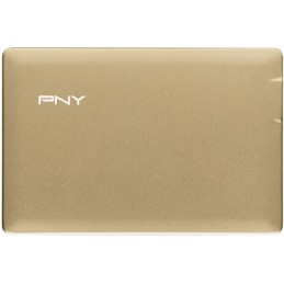 PNY PowerPack ALU 2500 OR BATTERIE EXTERNE 2500mAh - 1A