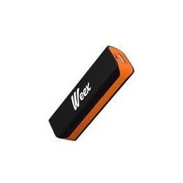GANEO WEEX Easy BATTERIE EXTERNE 2200MAH SMARTPHONE MICRO-USB
