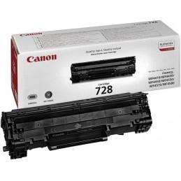 CANON 728 TONER LASER NOIR 2100 PAGES i-SENSYS MF4730 MF4750 MF4780 ...