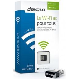 DEVOLO WiFi Stick ac - Débit jusqu'à 450 Mbps