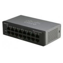 CISCO SF110D-16 Switch Réseau 16 ports