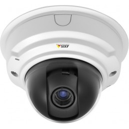 AXIS P3384-VE Network Camera iP extérieur anti vandalisme intempéries 1280x960