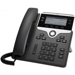 CISCO IP Phone 7841 Noir/Argent TÉLÉPHONE VoIP