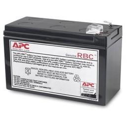 APC RBC110 BATTERIE ONDULEUR 84VAh