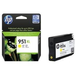 HP 951XL CARTOUCHE D'ENCRE JAUNE